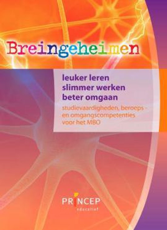Breingeheimen Studievaardigheden 3/4 MBO werkboek 2018 - Jitske Schulte  