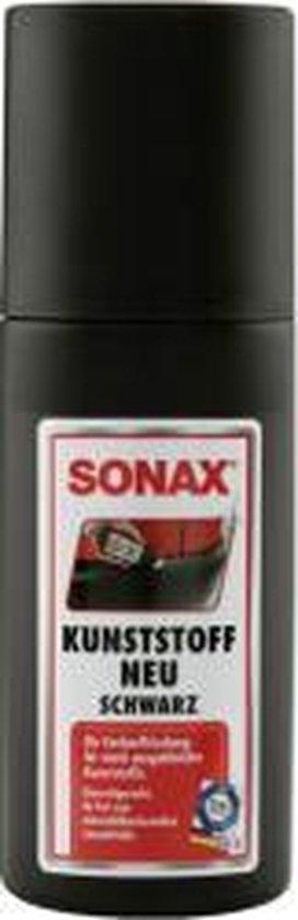 SONAX Kunststof Nieuw Zwart