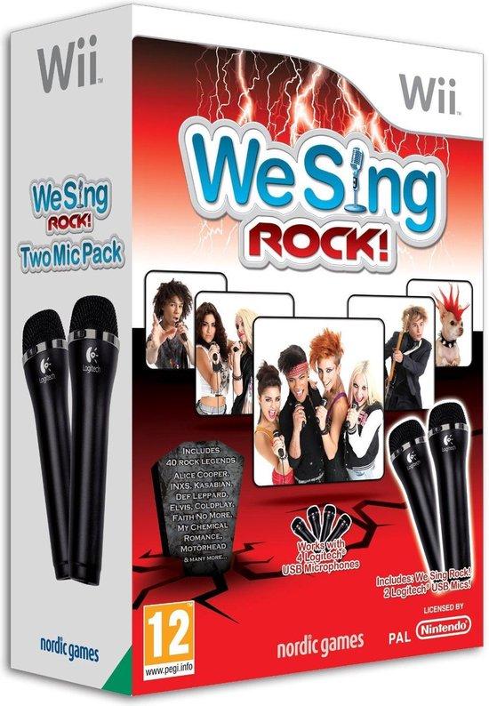 We Sing: Rock! + 2 Microphones