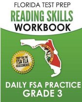 Florida Test Prep Reading Skills Workbook Daily FSA Practice Grade 3