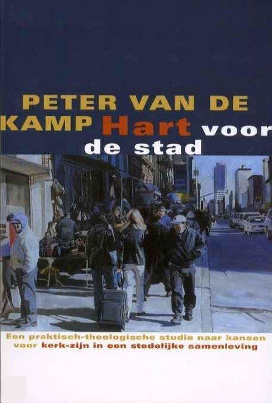 Cover van het boek 'Hart voor de stad' van Jeannet van de Kamp en P.W. van de Kamp