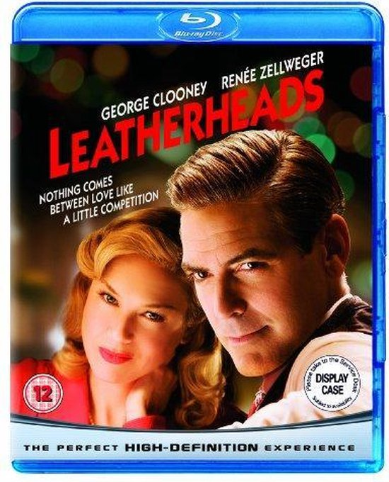 Cover van de film 'Leatherheads'