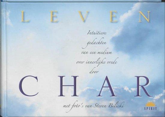 Cover van het boek 'Leven'