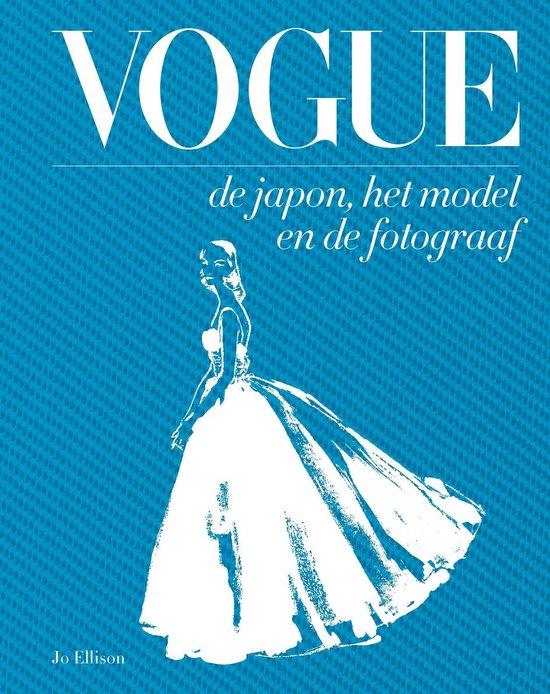 Boek cover Vogue. De japon, het model en de fotograaf van Jo Ellison (Hardcover)