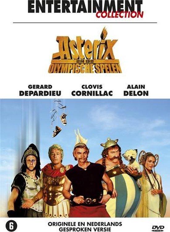 Cover van de film 'Asterix En De Olympische Spelen'