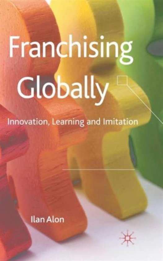 Boek cover Franchising Globally van I. Alon (Hardcover)