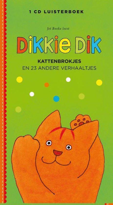 CD cover van Dikke Dik van Jet Boeke