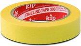 3308 Kip Fineline tape geel 36mm