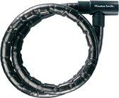 MASTER LOCK 8218EURDPS Sleutel Zwart kabelslot