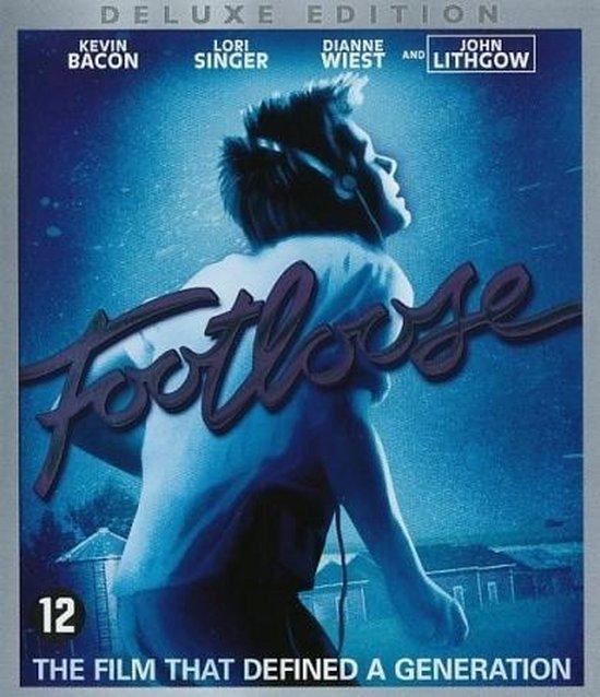 Cover van de film 'Footloose'