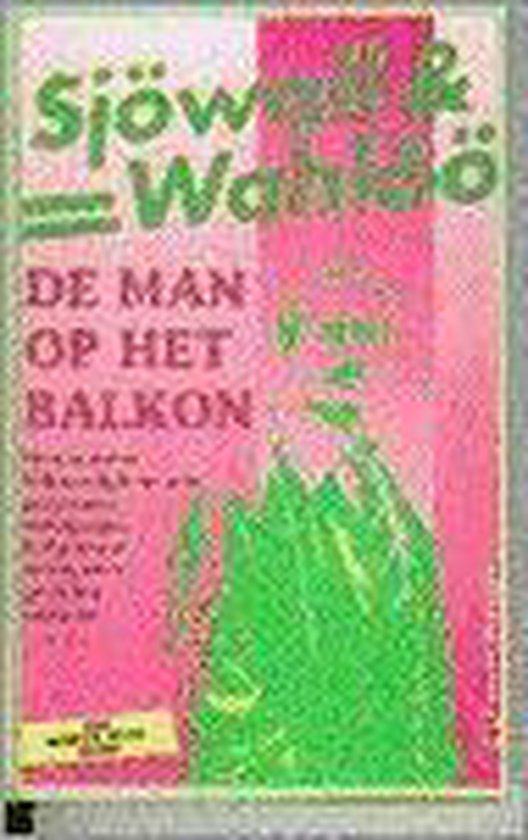 De man op het balkon - Maj Sjöwall pdf epub