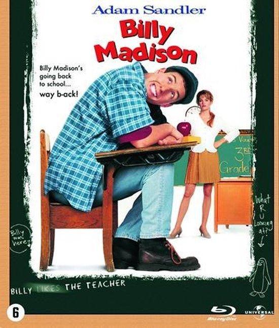 Cover van de film 'Billy Madison'