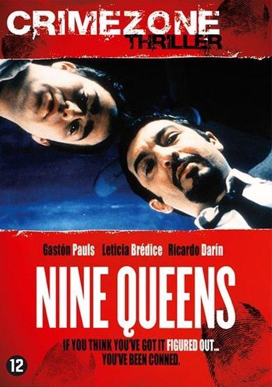 Cover van de film 'Nine Queens'
