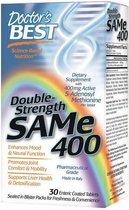 SAMe 400 dubbele sterkte (30 enteric coated tabletten) - Doctor's Best