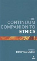 The Continuum Companion to Ethics