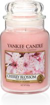 Yankee Candle Large Jar Geurkaars - Cherry Blossom