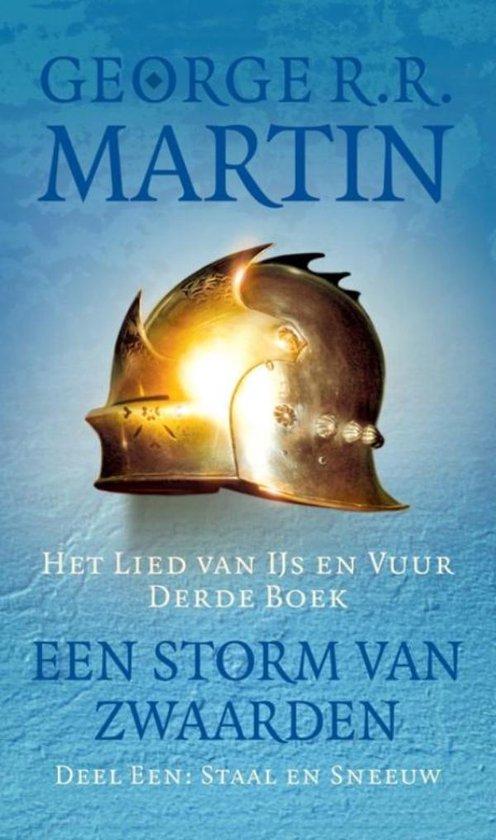Het lied van ijs en vuur 3 - Een storm van zwaarden / A Staal en sneeuw - George R.R. Martin |
