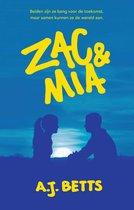 Zac en Mia