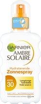 Garnier Ambre Solaire Hydraterende Zonnebrandspray - SPF 30 - 200 ml