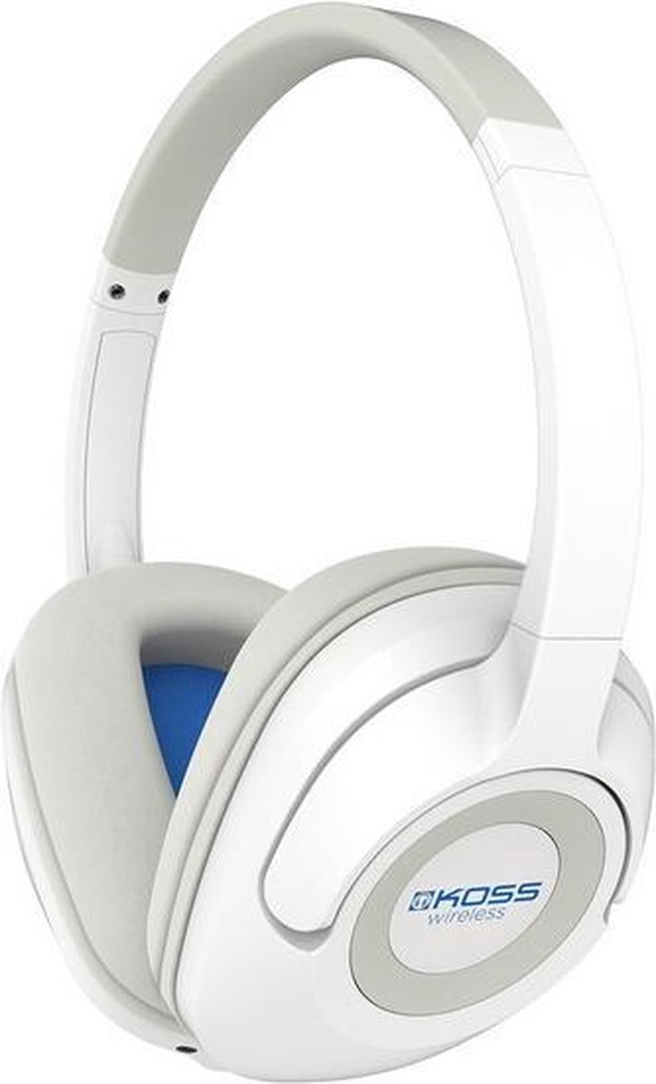 Koss BT539iW - Draadloze over-ear Koptelefoon - Wit
