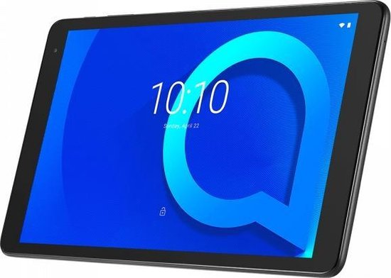 Alcatel 1T10 Wifi - 16GB - Zwart