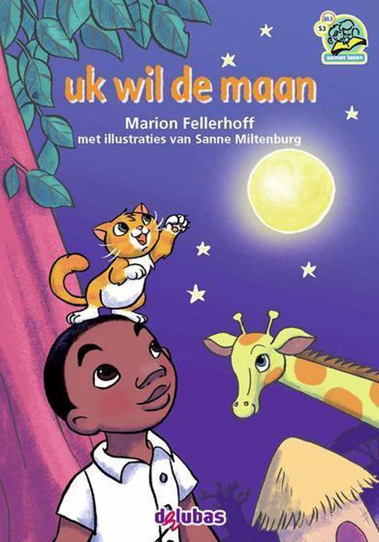 Samenleesboeken - Uk wil de maan - Marion Fellerhoff  