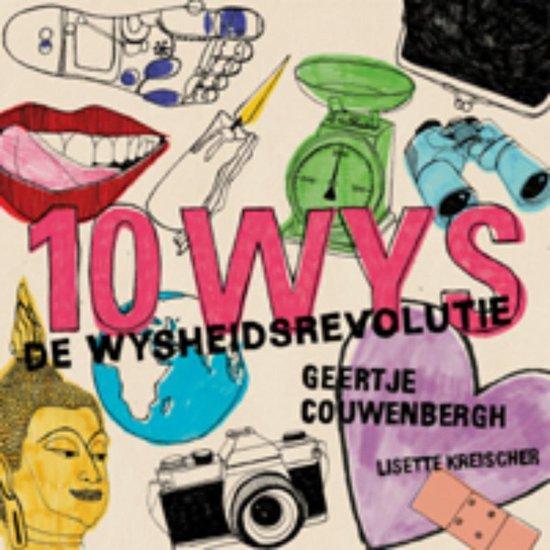 Cover van het boek '10WYS' van G. Couwenbergh