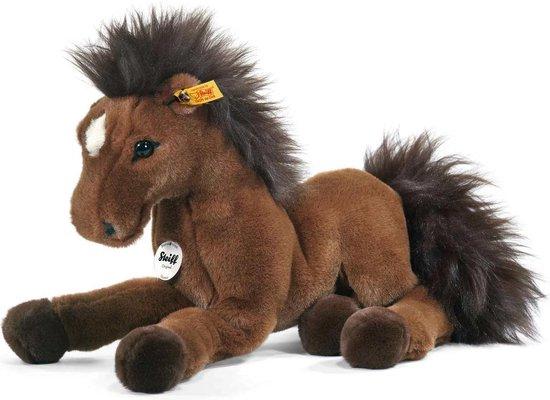 Afbeelding van het spel Steiff paard Hanno 35 cm. EAN 070716