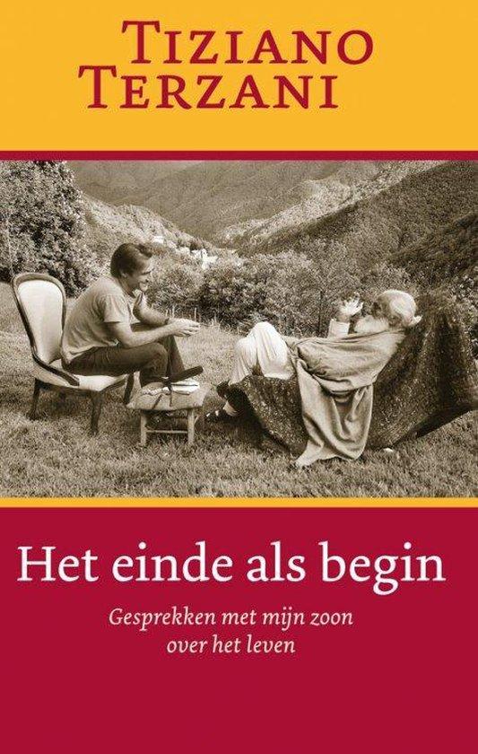 Boek cover Het einde als begin van T. Terzani (Hardcover)