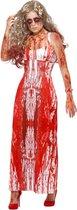 SMIFFYS - Bloederige prom queen outfit voor vrouwen - M - Volwassenen kostuums