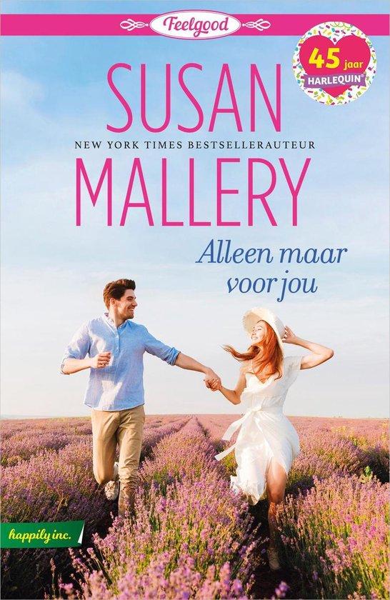 Boek cover Alleen maar voor jou van Susan Mallery (Onbekend)