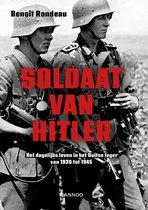 Boek cover Soldaat van Hitler van Benoît Rondeau (Hardcover)