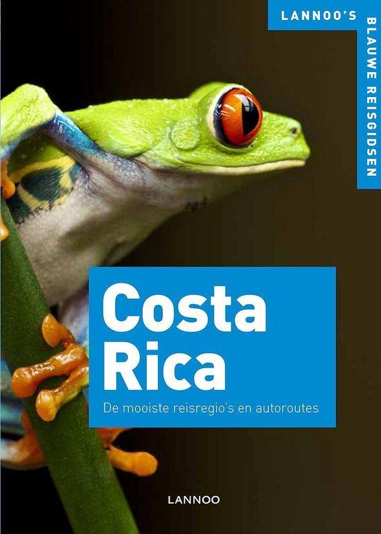 Lannoo's Blauwe reisgids - Costa Rica - Ortrun Egelkraut |