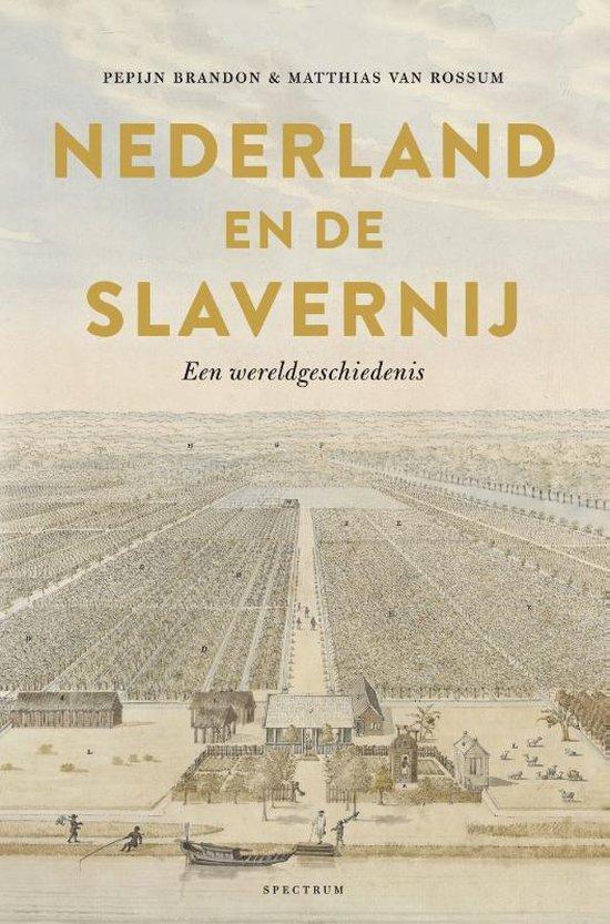 Nederland en de slavernij - Pepijn Brandon | Fthsonline.com
