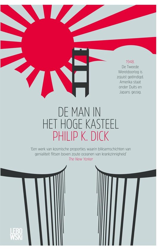 De man in het hoge kasteel - Philip K. Dick pdf epub