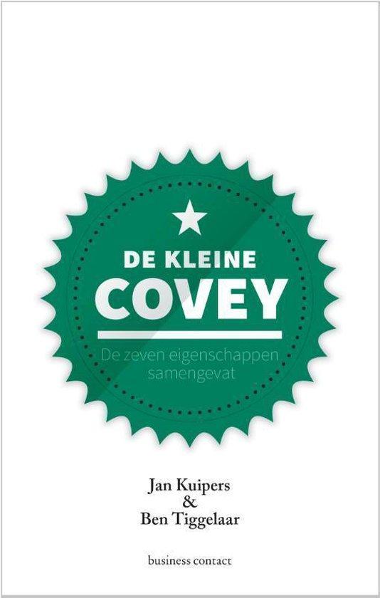 Boek cover Kleine boekjes - grote inzichten - De kleine Covey van Jan Kuipers (Hardcover)