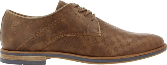 Bullboxer 434K20083A Lace-Up Men Beige/Taupe 42