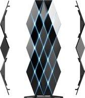 Introductie aanbieding: Ipason Gaming Desktop Black Crystal.2 i5-9600KF   16G RAM   1T SSD   GTX 1660 Super
