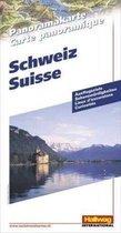 Switzerland Panoramic Map