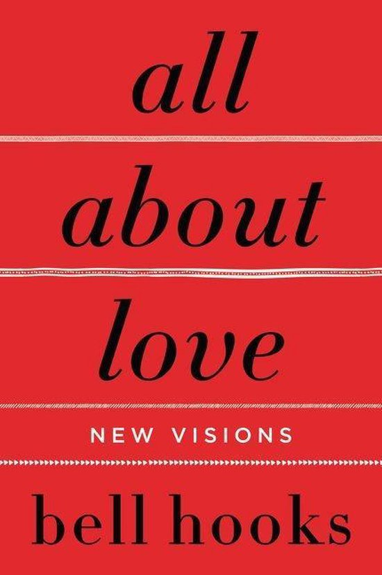 Boek cover All About Love : New Visions van Bell Hooks (Paperback)