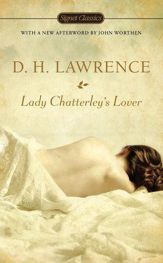 Boek cover Lady Chatterleys Lover van D. H. Lawrence (Paperback)
