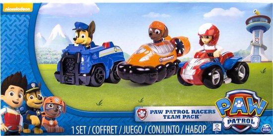 PAW Patrol Reddings Voertuigen Chase, Zuma en Ryder - PAW Patrol