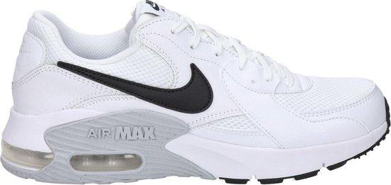 Nike Air Max Excee Heren Sneakers - White/Black-Pure Platinum - Maat 42