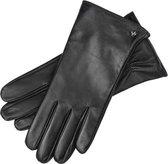 Roeckl Handschoenen Sheep nappa 7.5 S - zwart Leer - zwart