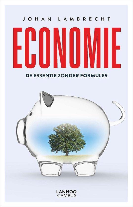 Boek cover Economie van Johan Lambrecht (Paperback)
