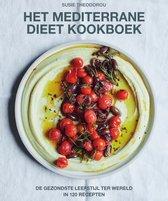 Boek cover Het mediterrane dieet kookboek van Susie Theodorou (Paperback)