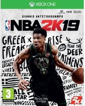 NBA 2K19 Xbox One-game
