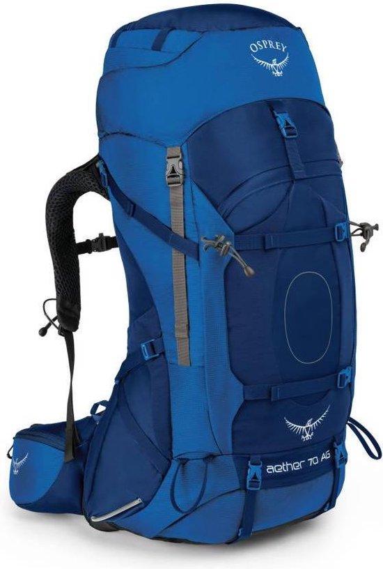 Osprey Aether AG backpack medium - Rugzak - 70 Liter - Neptune Blue