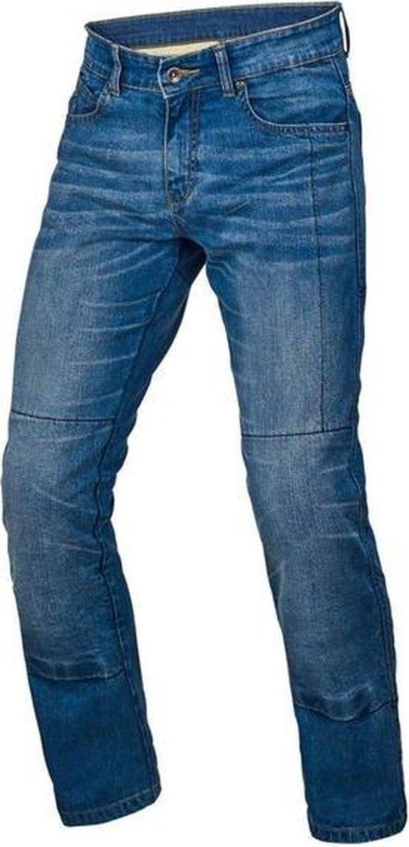 Macna Revelin Light Blue Motorcycle Jeans 32