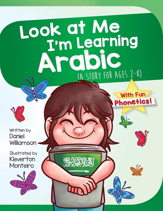 Look At Me I'm Learning Arabic